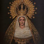 Cartel de la Coronación de María Santísima de las Angustias