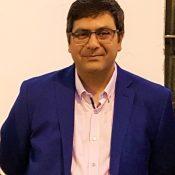 Manuel Arenas Álvaro, autor del logotipo de la Coronación