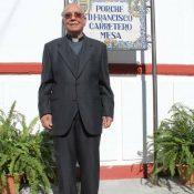 Ha fallecido D. Francisco Carretero Mesa, párroco que fue de Sanlúcar la Mayor