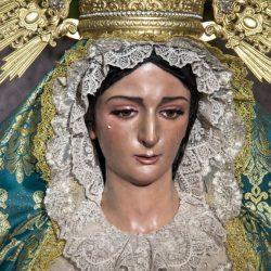 Septenario en honor a la Virgen de las Angustias