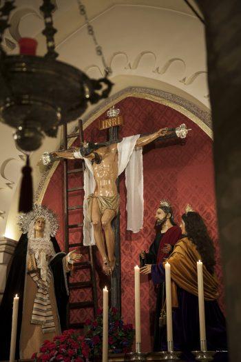 Triduo Cristo Descendimiento
